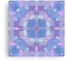 Pastel Pink and Blue # 2 Canvas Print