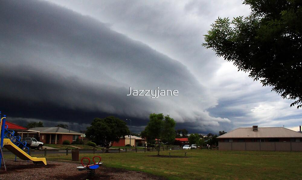 Sky Drama 2 by Jazzyjane