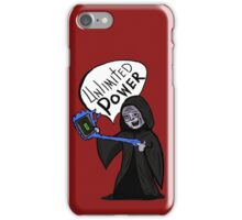 Unlimited Power! iPhone Case/Skin