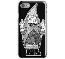 Gnome Regrets - Double Bird Third Eye iPhone Case/Skin