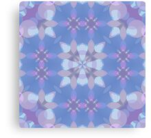 Pastel Pink and Blue # 3 Canvas Print