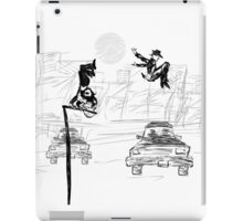 Pedestrian Parkour iPad Case/Skin