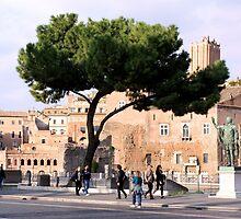 Roman Forum by SoulSparrow