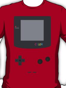 Gameboy Color shirt T-Shirt