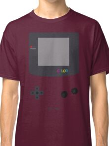 Gameboy Color shirt Classic T-Shirt