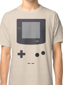Gameboy Color shirt Classic T-Shirt