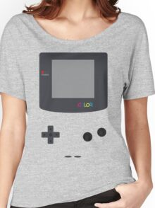 Gameboy Color shirt Women's Relaxed Fit T-Shirt