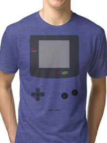 Gameboy Color shirt Tri-blend T-Shirt