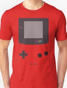Gameboy Color shirt Unisex T-Shirt