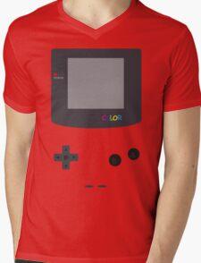 Gameboy Color shirt Mens V-Neck T-Shirt