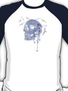 skull and birds T-Shirt