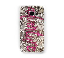 Adventure Zentangle Samsung Galaxy Case/Skin