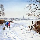Winter Walk by Ann Mortimer