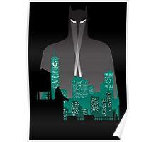 Gotham's Knight Poster