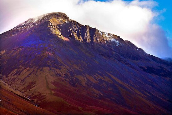 Wasdale Head - Lake District by Trevor Kersley