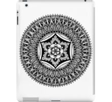 """The Heart"" Sacred Geometry Mandala iPad Case/Skin"