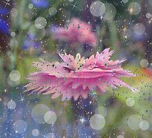 Galaxy Fairy Flower 2 by unicorngirl