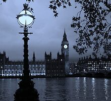 Houses of Parliament by ElsieBell