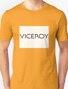 Ode to Viceroy White Unisex T-Shirt