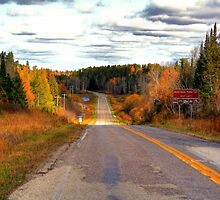 Road to Inverness by Larry Trupp