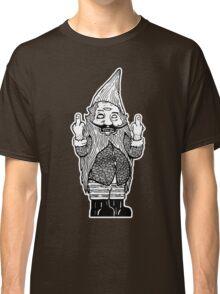 Gnome Regrets - Double Bird Third Eye Classic T-Shirt