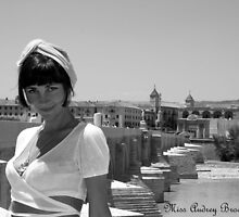 Traveling Audrey by MissAudrey