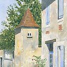 Pigeonnier, Montbron, France by ian osborne