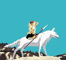 Princess Mononoke by dscircus