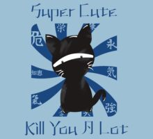 Ninja Kitty by fishbiscuit