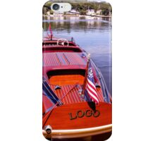 Your Logo Here iPhone Case/Skin