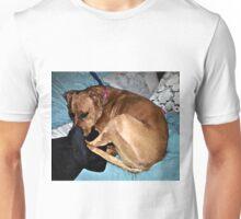 Snuggling Mom's Hoodie Unisex T-Shirt