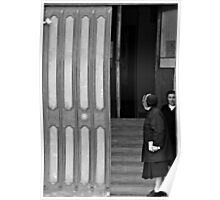 Nuns - Otranto Lecce, Italy Poster