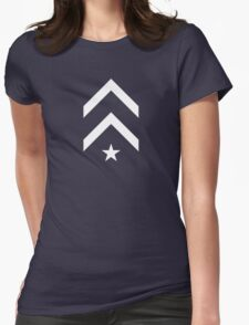 Star & Arrows Womens Fitted T-Shirt