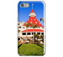 Hotel Del Coronado iPhone Case/Skin