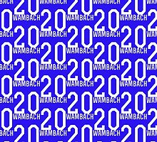 Abby Wambach #20 by Soccermerch