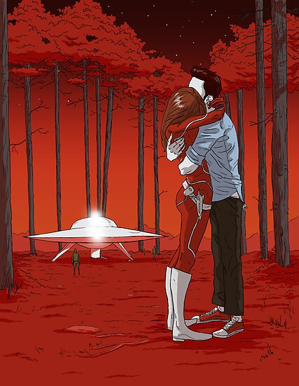 Valentine's Day Art and Design: The Beauty of Mars by Nicolas Rix