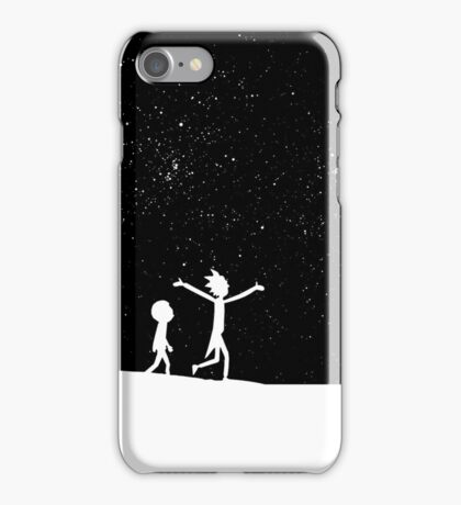 Rick and Morty - Star Viewing iPhone Case/Skin