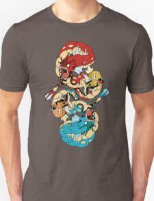Magikarp & Gyarados T-Shirt