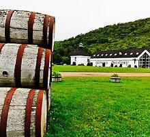 Glenora Distillery Nova Scotia by bengraham