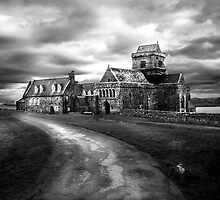 Iona Cathedral by Jim Kernan