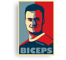Pasha Biceps Canvas Print