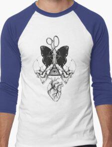 Remona Spell Men's Baseball ¾ T-Shirt
