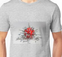 Screw Ball Unisex T-Shirt