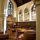 St. James's, Weybridge by Rachael Talibart