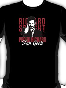 Richard Speight, Jr. Fan Geek T-Shirt