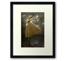 The dreadful story of Harriet and the matches Framed Print