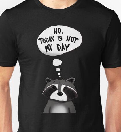 Cool Raccoon Unisex T-Shirt