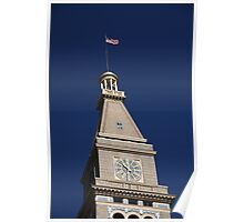 Denver - Historic D & F Clocktower Poster
