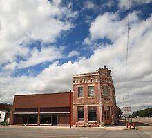 Erick, OK - Sheb Wooley Avenue by Frank Romeo