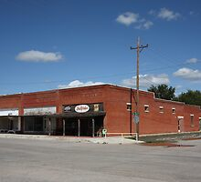 Erick, Oklahoma - Sheb Wooley Avenue by Frank Romeo